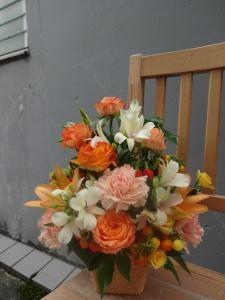 アレンジ・スタンド…